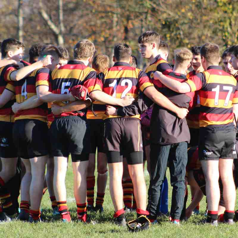 26/11/17 Harrogate Colts 39:7 Ripon