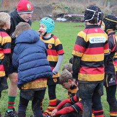 11/2/18 Under 10's Harrogate V York