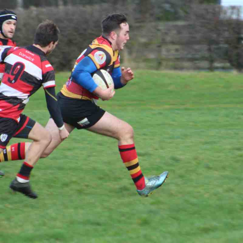 8/12/18 Georgians 42:12 Ilkley 2