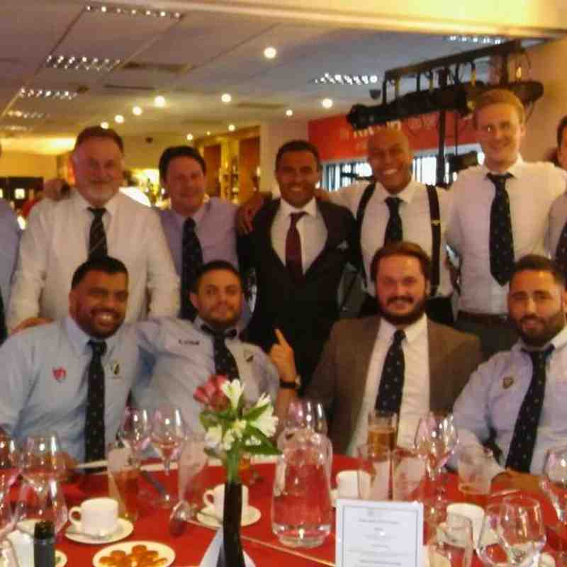 Rugby World Cup Dinner 2015