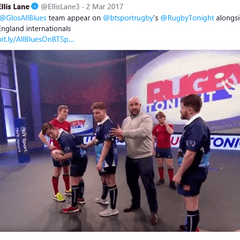 Rugby Tonight BT Sport 1st March 2017