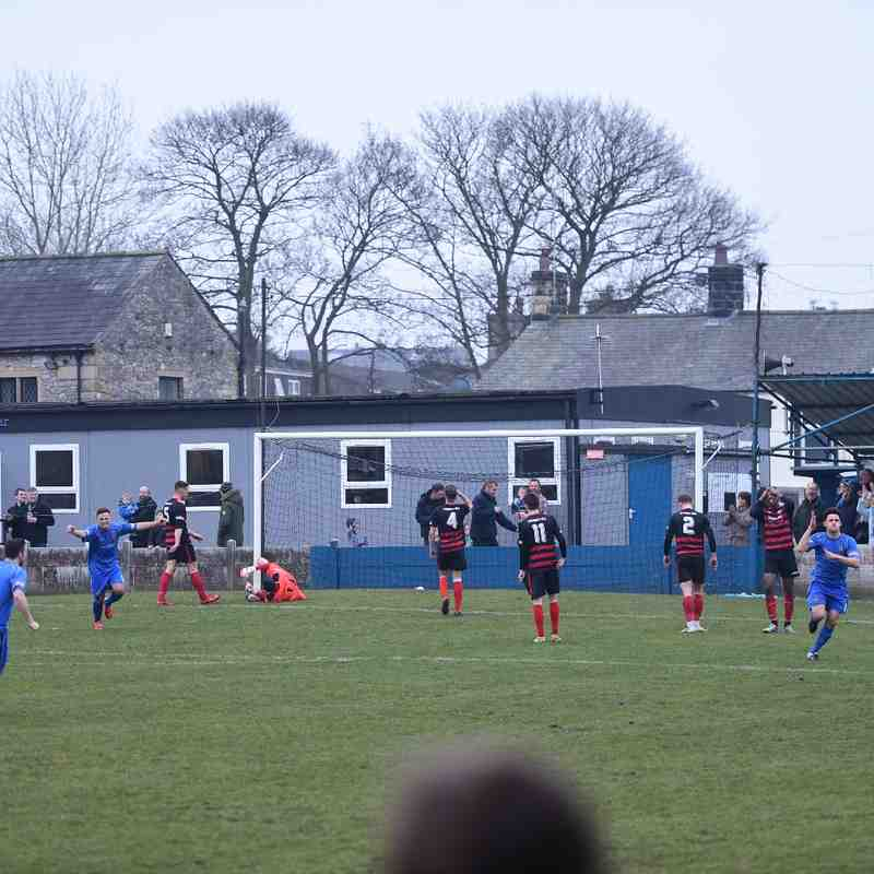 Clitheroe 2 Radcliffe 1