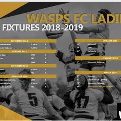 Ladies Fixtures