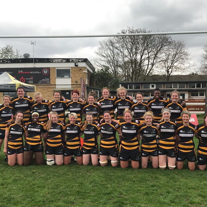 Wasps FC Ladies II vs. Darlington Mowden Park Sharks II