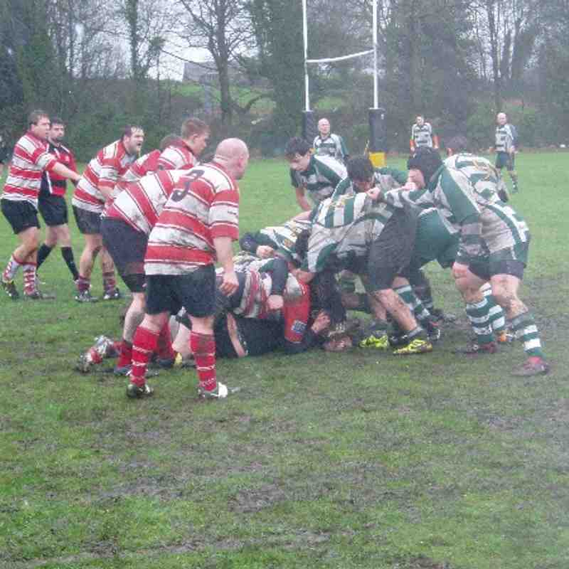 Rugeley (2nds) vs Warley (2nds) - 15th February 2014