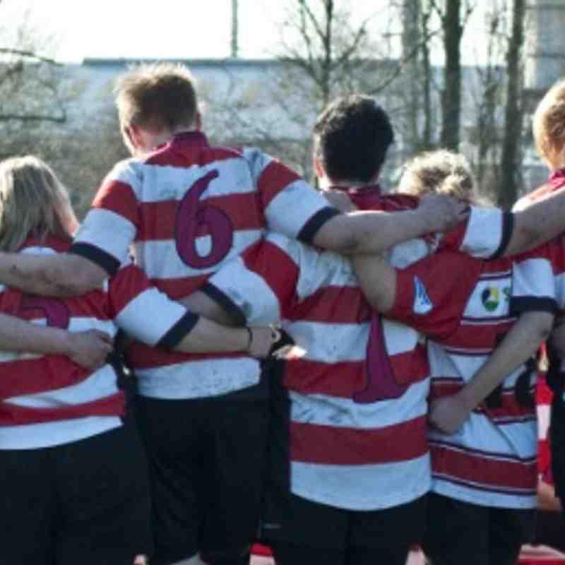 Warley Women vs Cannock (9th March 2014)