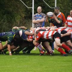 Warley vs. Chaddesley Corbett (13th September 2014)