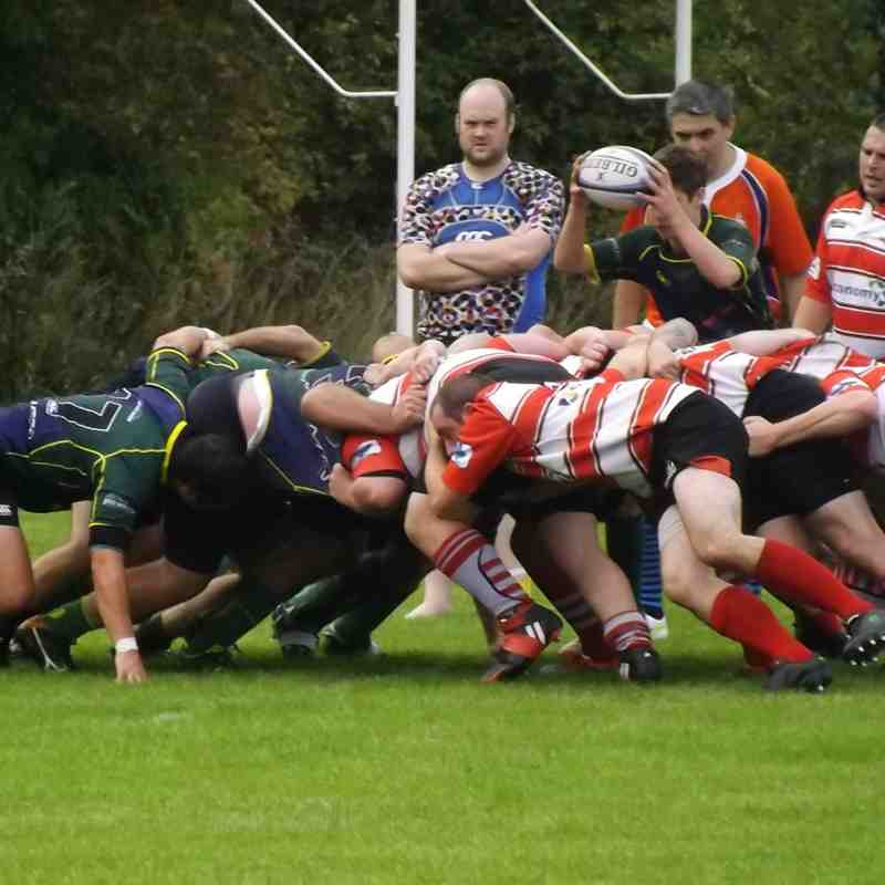 Warley vs. Chaddesley Corbett (13th September 2014)