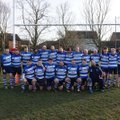 Maldon III beat Mistley 2nd XV