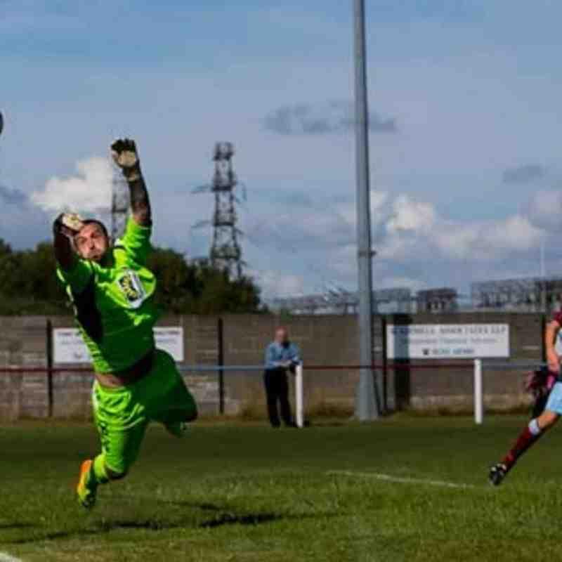 Hamworthy United v Totton and Eling