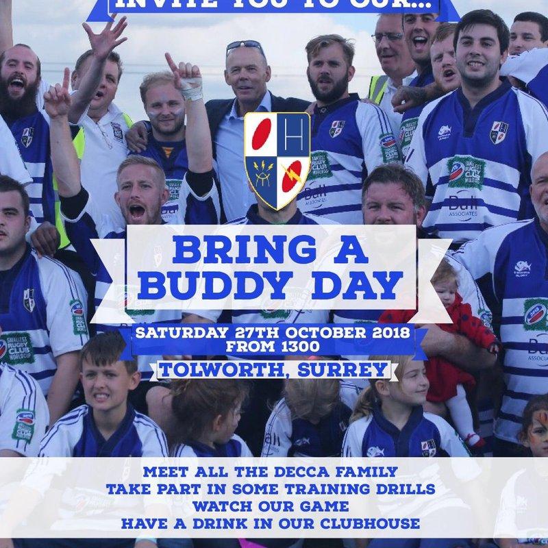 Bring Buddy Day