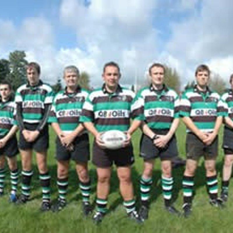 Development Squad lose to North Ribblesdale 2 19 - 34