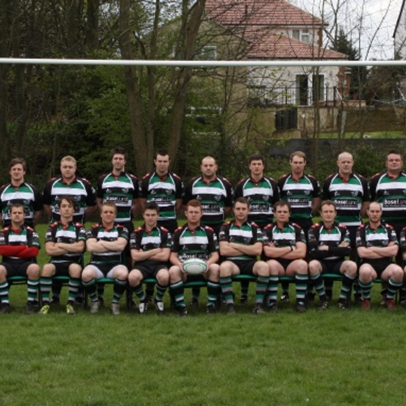 1st XV lose to Old Crossleyans 24 - 52