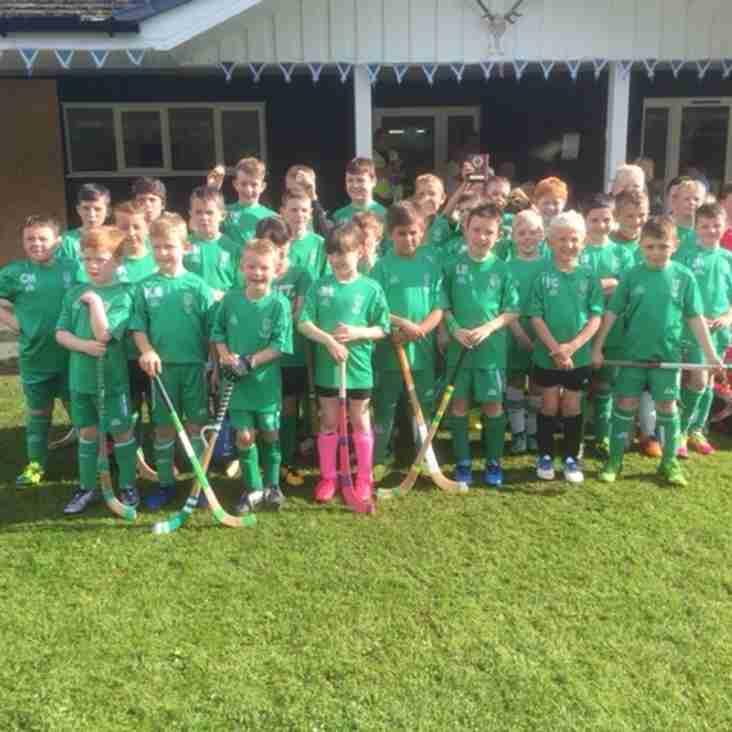 Beauly Teams a Shine at Castle Leod