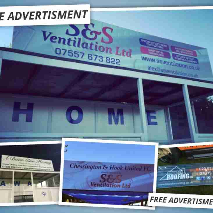FREE Advertisment opportunity