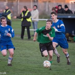 2014 Desborough v Sleaford