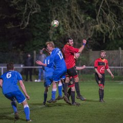 2016 Desborough v Huntingdon
