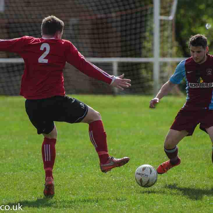 Reserves keep pressure up, First team host Wellingborough
