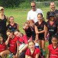 TRC (Tanglin Rugby Club) vs. Girls Contact