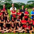 SAS Woodlands vs. TRC (Tanglin Rugby Club)