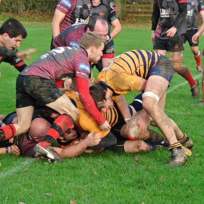 1st XV v Coventry Welsh