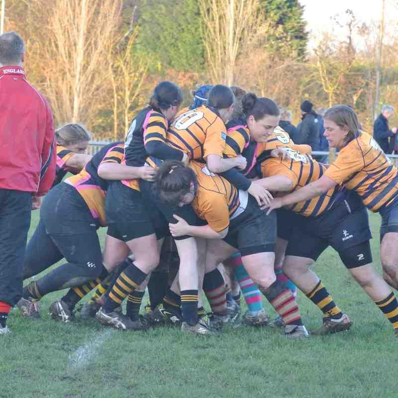 Lades XV v Tewkesbury Away