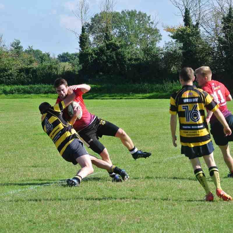 1st XV v Wellesbourne Away