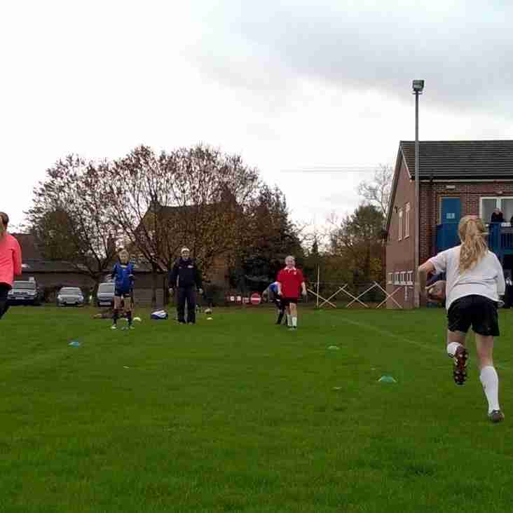 A Successful Launch of the Junior Girls Section