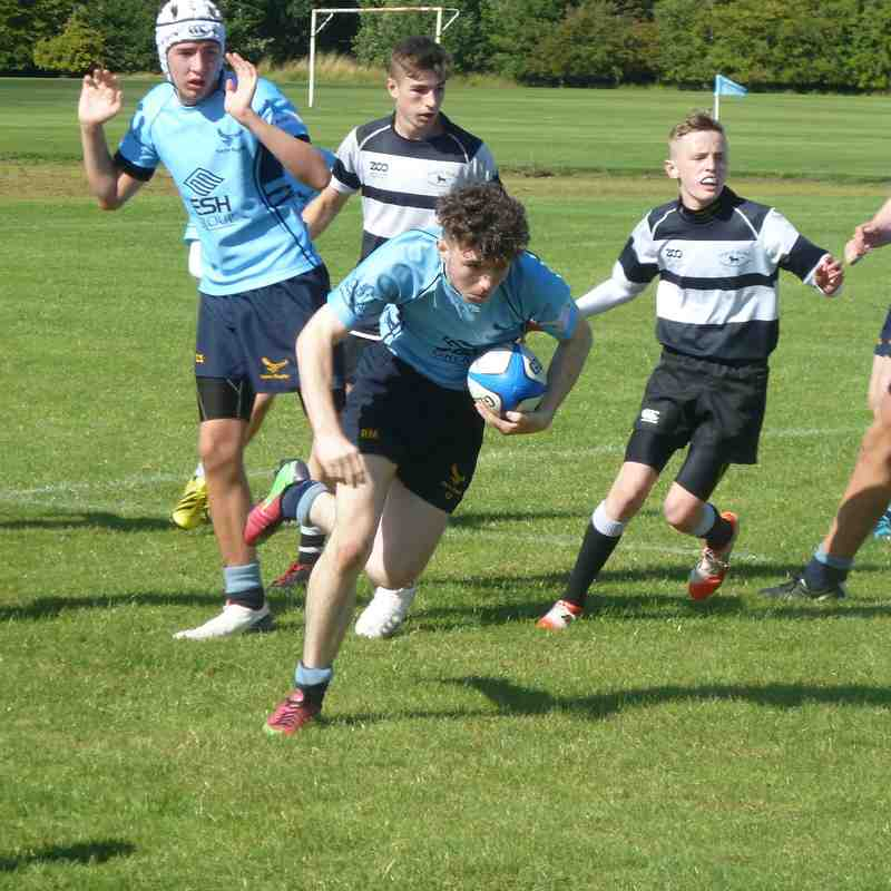 U16s vrs Percy Park Sept 15 - James's photos