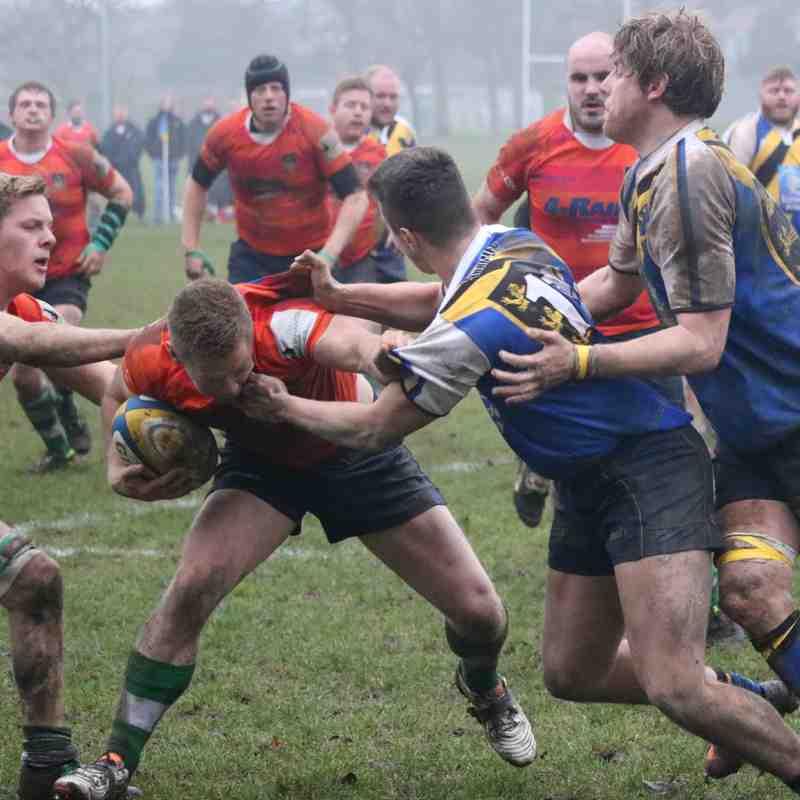 Folkestone 1st XV beaten by Thanet 21-39 by Lisa Godden