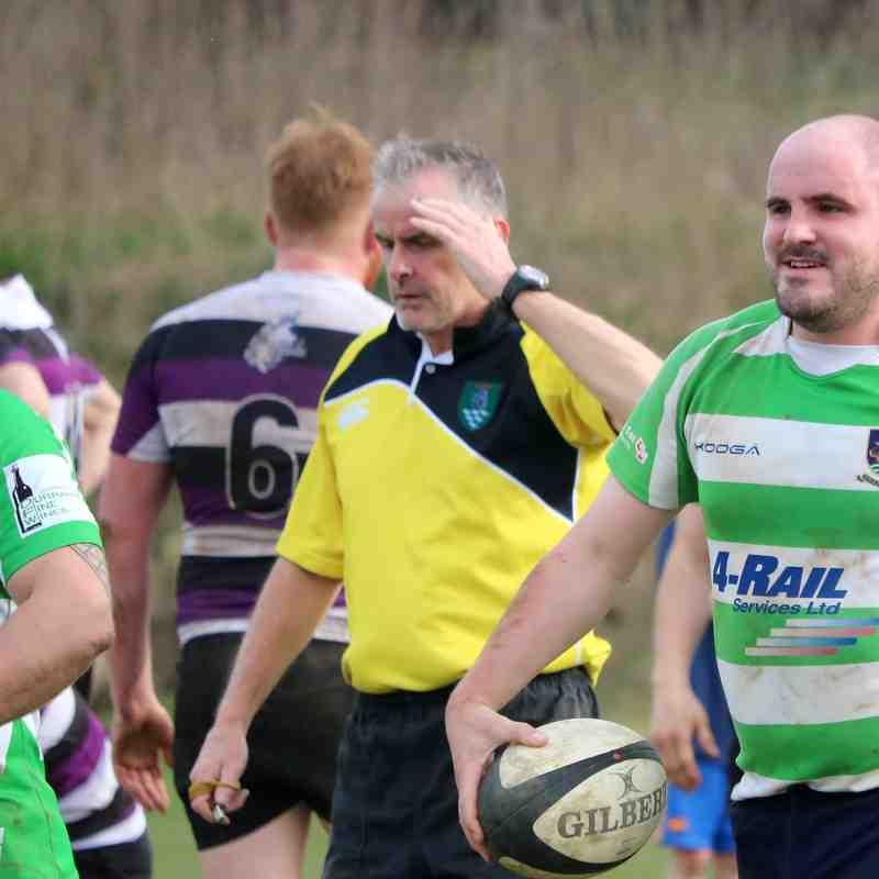 Folkestone 1st XV beat Gillingham 26-8 by Lisa Godden