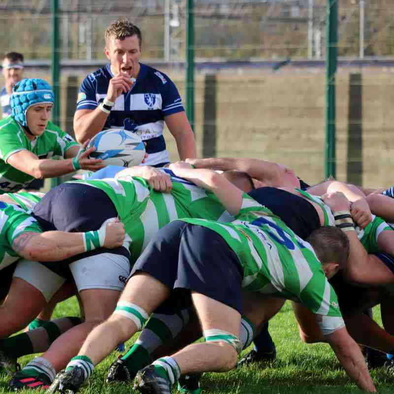 Folkestone 1st XV lose to Lewes 15-17 by Lisa Godden
