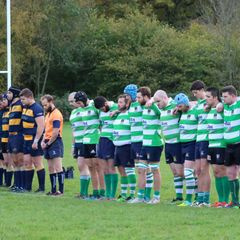 Folkestone1st XV amazing game - beat Old Williamsonians 20-12 by Lisa Godden
