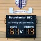 1stXV lose heavily at Beccehamians