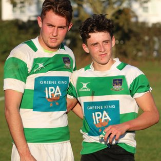 1stXV lose heavily at Beccehamians