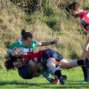 This was a ten try thriller from Folkestone and the first win of the season for the 3rdXV.