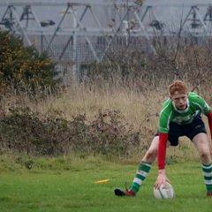 Folkestone 2nd XV's beat Leigh by Lisa Godden