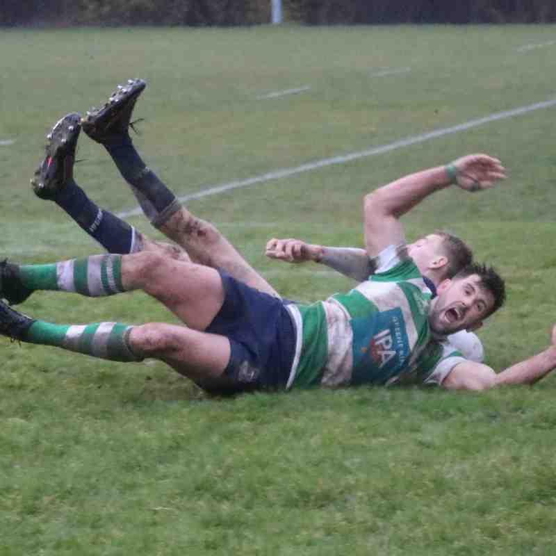 Folkestone 1st XV beat Lewes 22-5 - by Lisa Godden