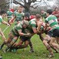 Folkestone lose to Crowborough 10-17 by Lisa Godden