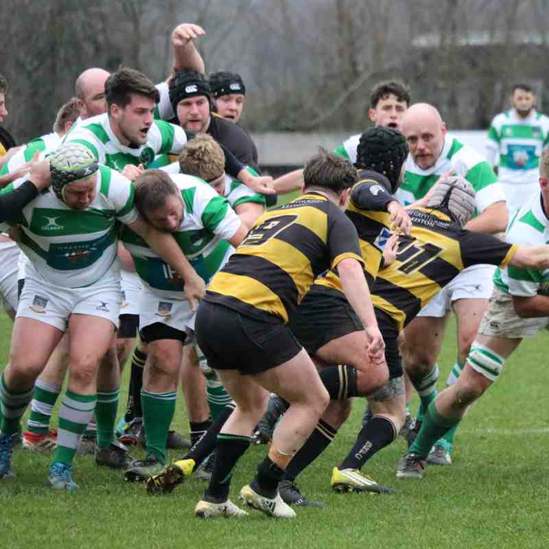 Folkestone 1st XV smash Bromley 30-14 away - by Lisa Godden