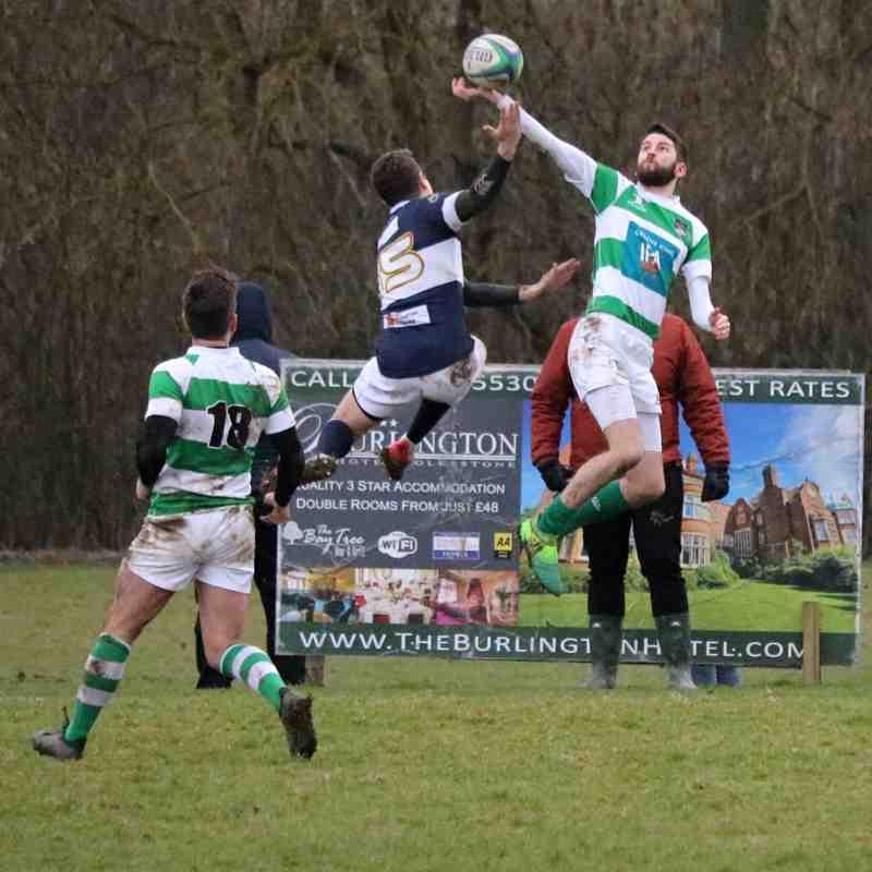Folkestone 1st XV great win against Old Dunstonians by Lisa Godden 25-14