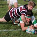 After a three-week layoff 1st XV rugby was resumed at Folkestone with a fixture against Beccehamian RFC