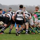 Folkestone fail to win but claim a losing bonus point.