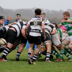 Folkestone 1st XV lost to Pulborough 13-19 by Lisa Godden
