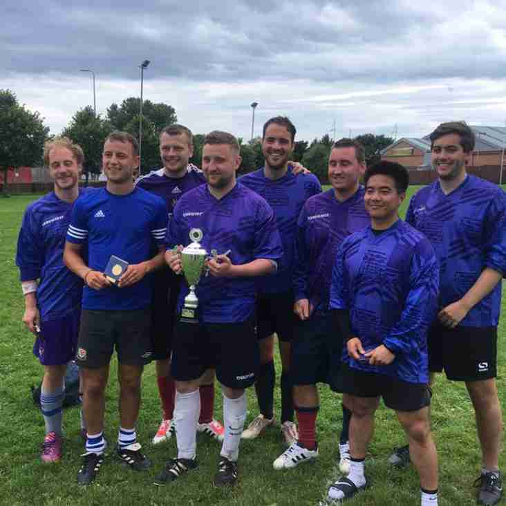 Bluebirds Trust Tournament Sponsored by Leitch Construction