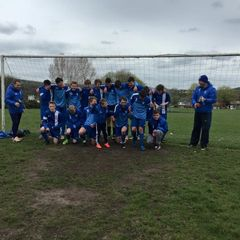 U15 Blues League Champions