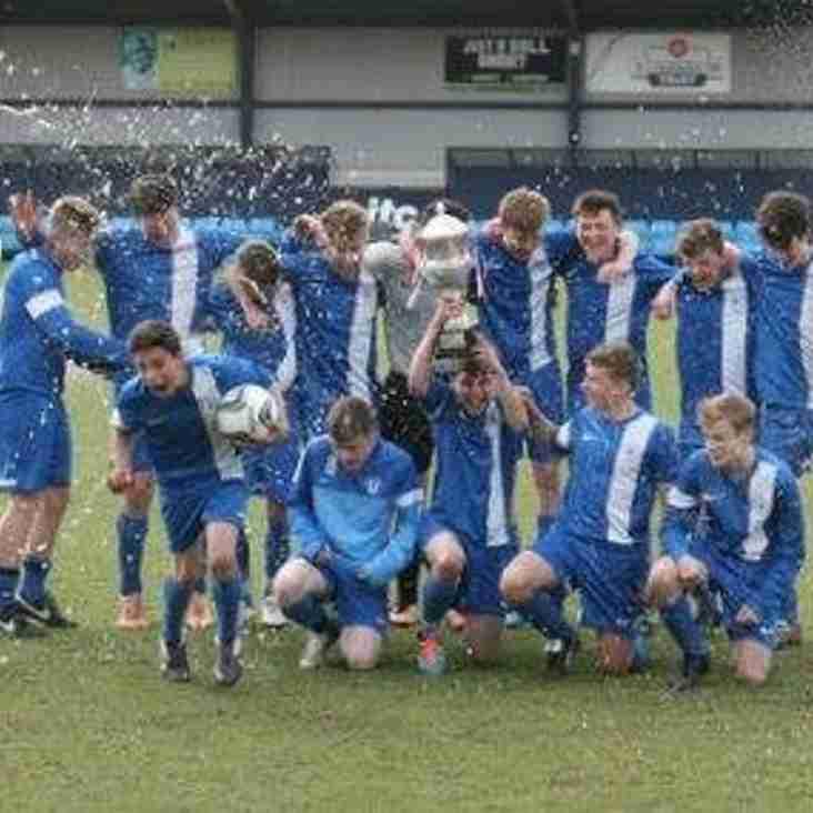 2015/2015 Under 15's Junior Team of the Year !