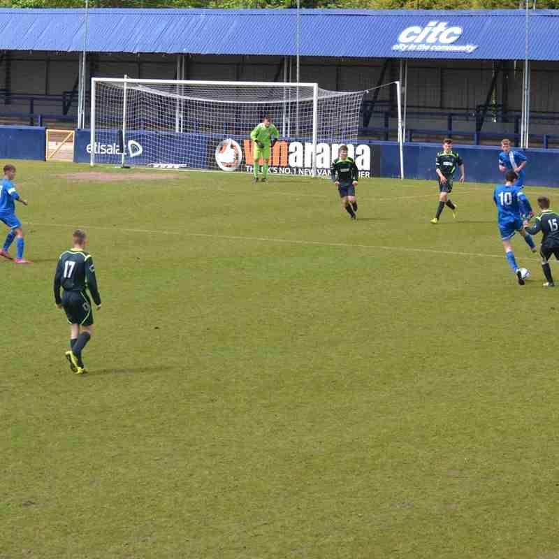U15 Blues League Cup Final 2015