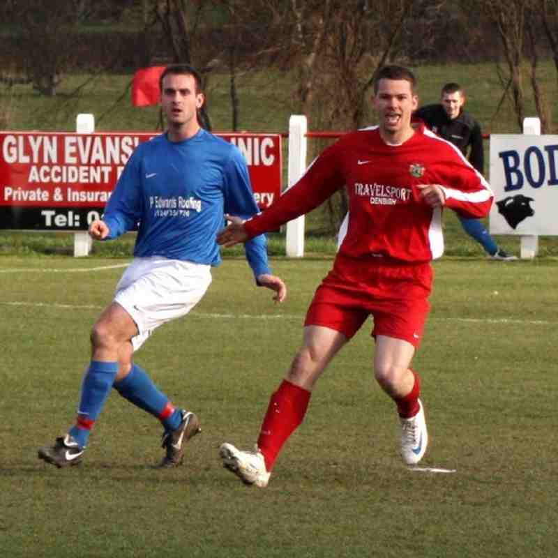 Denbigh Town v Bethesda Athletic