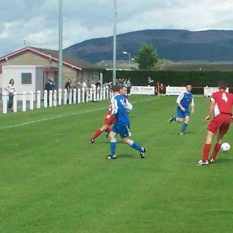 Denbigh Town v Rhydymwyn FC